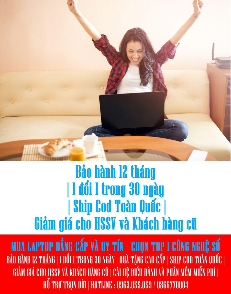 Laptop cho Sinh Viên Khởi Nghiệp